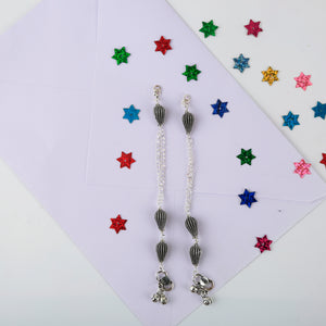 Hot-air Balloon Baby Anklet (Pair)
