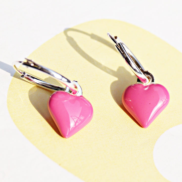 The Heart Charm Bali (Pair)