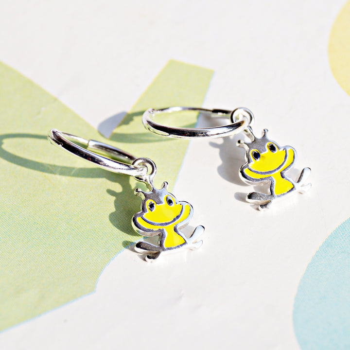 The Frog Charm Bali (Pair)