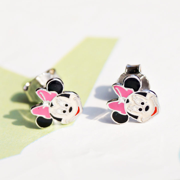 The Minnie Mouse Earrings