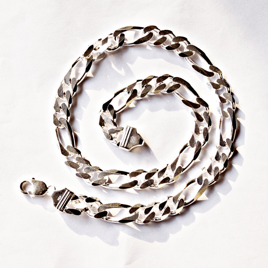 100g Trendy Curb Chain (19 Inches)