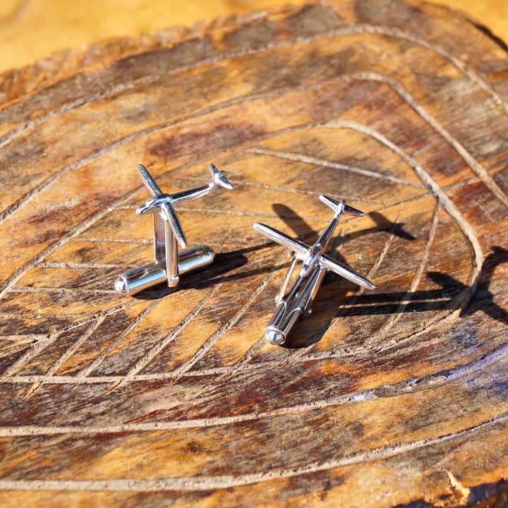 Flight Designer Cufflinks