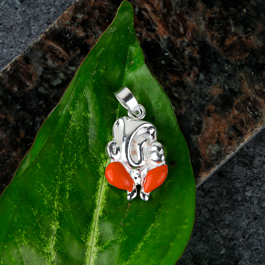 The Lucky Ganpati Pendant