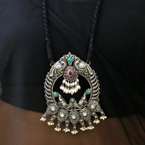 The Mayur-Gaj Pakha Necklace