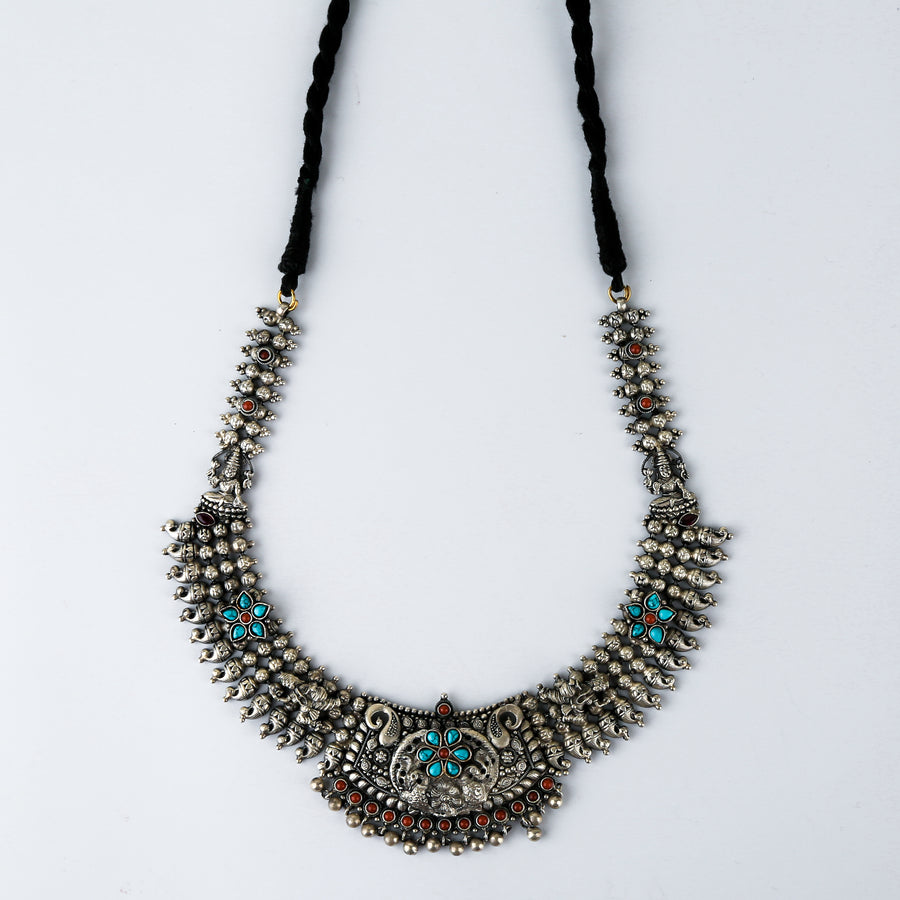 The Alankarik Figures Necklace
