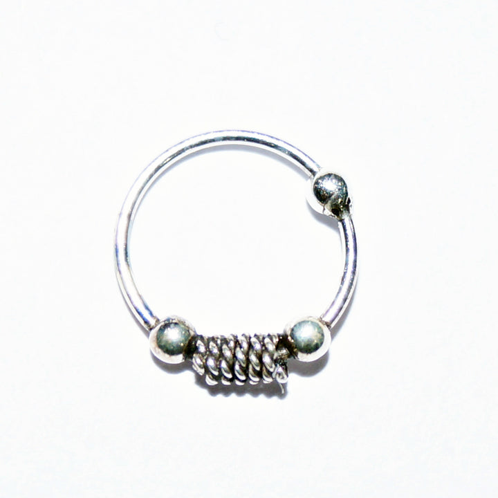 Guarded Spring Bead Nosering