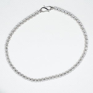 Solitaire Anklet (Pair)