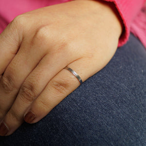 Stripe Chhalla Ring
