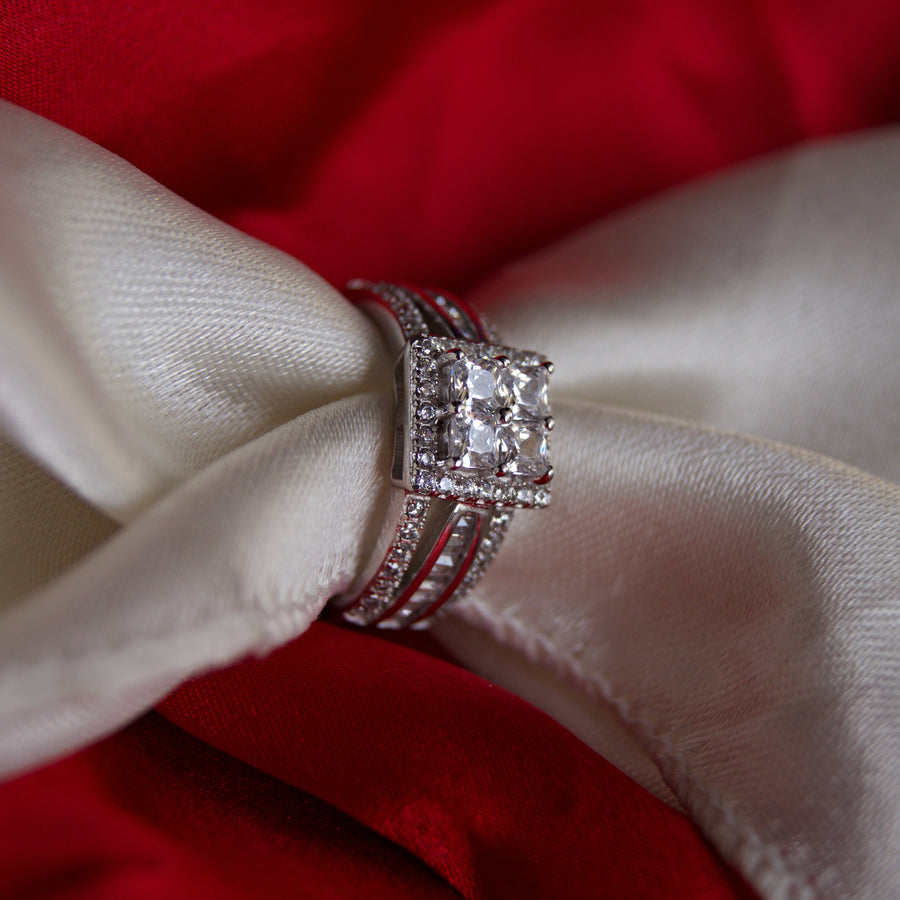 The Stunning Square Ring