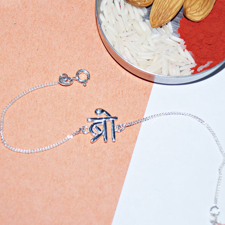 The Desi Bro Bracelet Rakhi