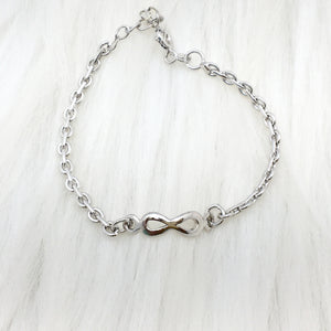 Customised Design Stencil Chain Bracelet/Anklet
