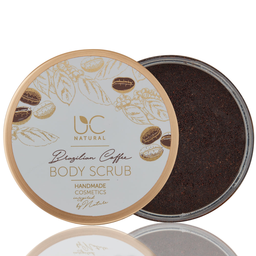 Brazilian Coffee Body Scrub