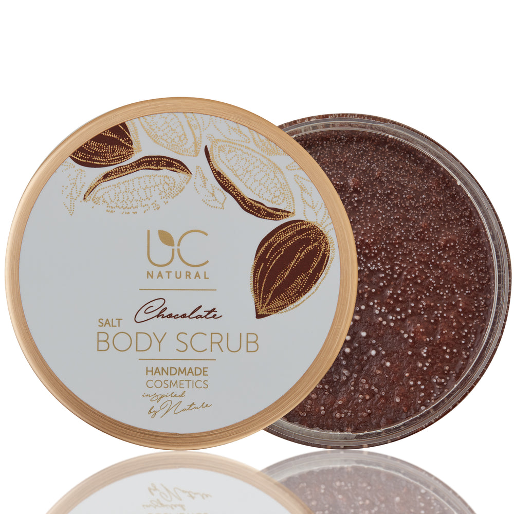 Chocolate Salt Body Scrub