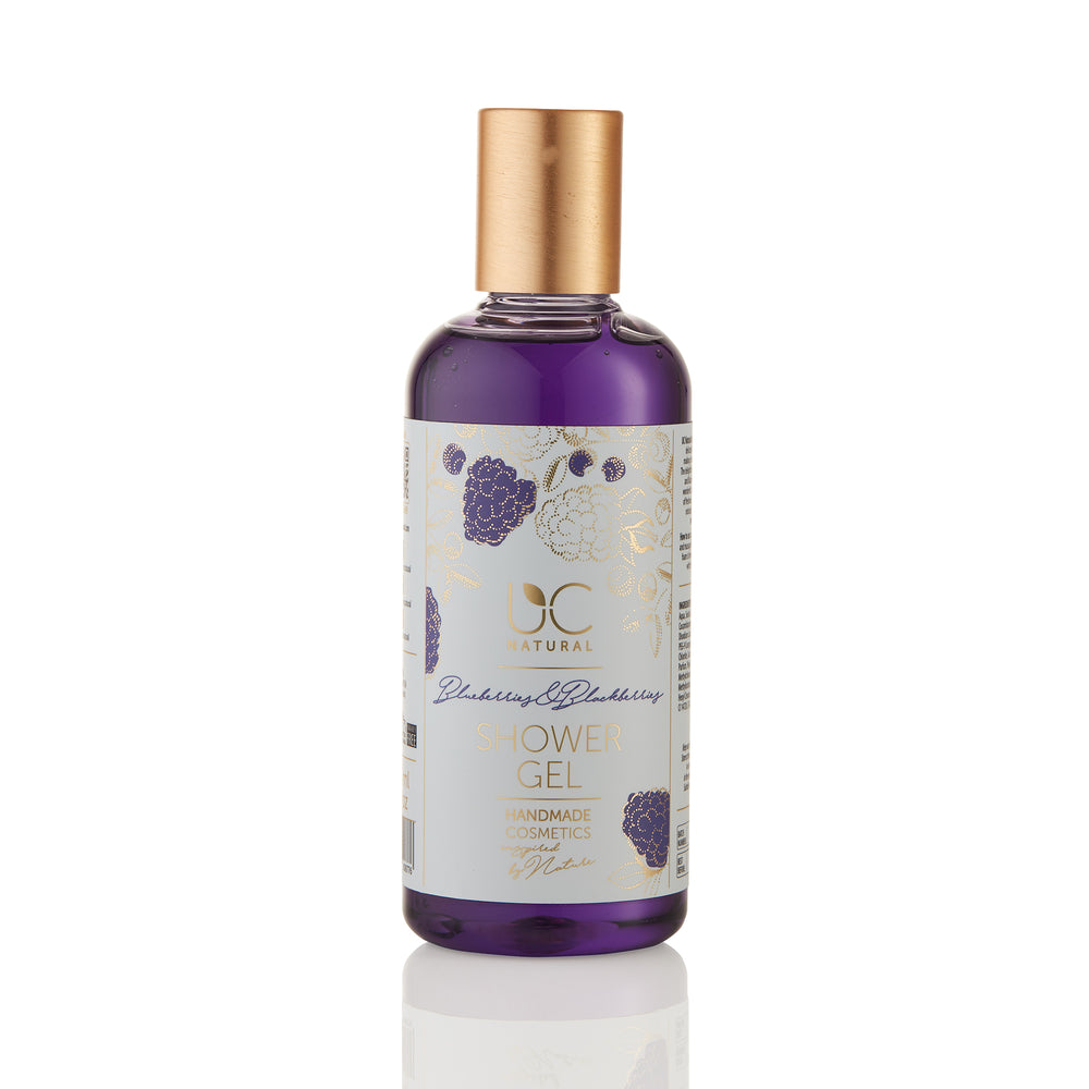 Blueberries & Blackberries Shower Gel
