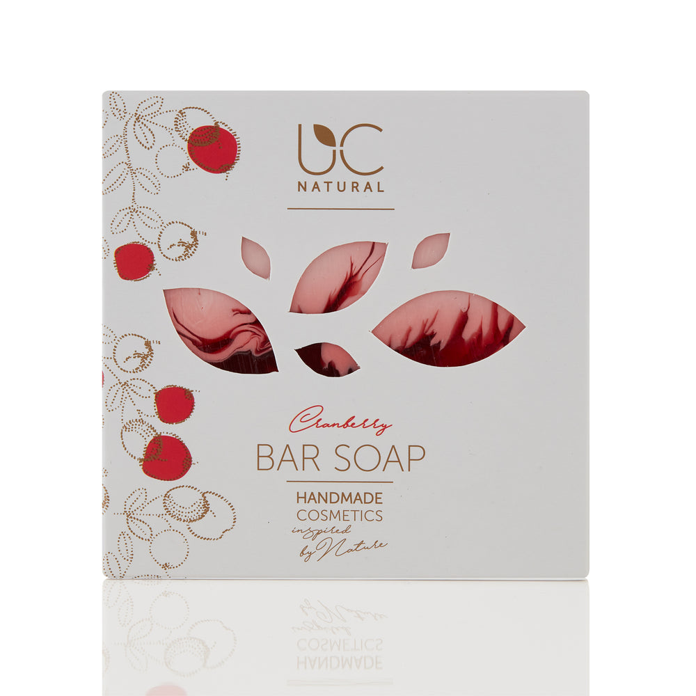 Cranberry Bar Soap
