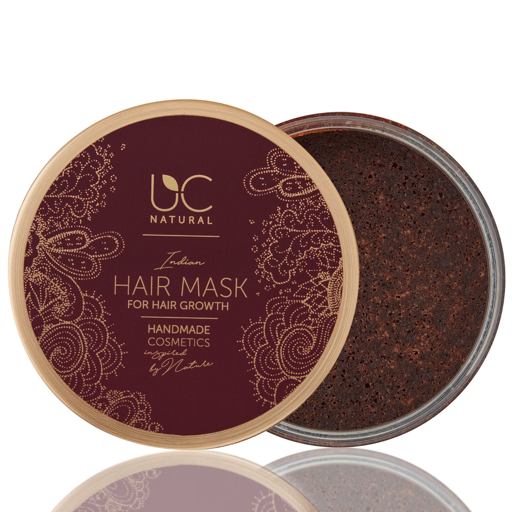 Indian Hair Mask For Hair Growth