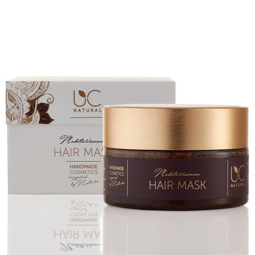 Mediterranean Hair Mask