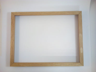 Shadow-box frame