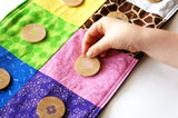 Color and shape sorting circles - Wonder's Journey