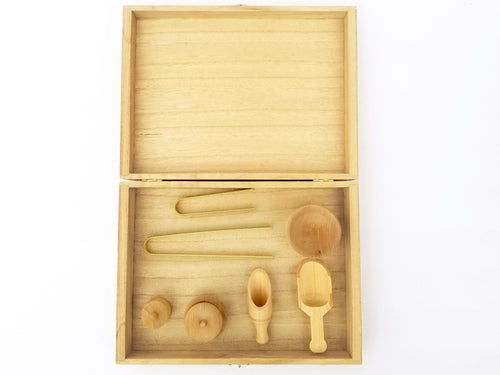 Sensory box with Deluxe tool set - Wonder's Journey