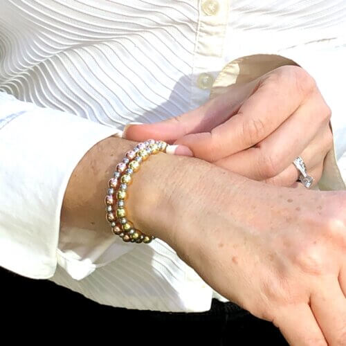 Dainty Bracelets - TINY, BUT MIGHTY ENERGY GEMSTONES