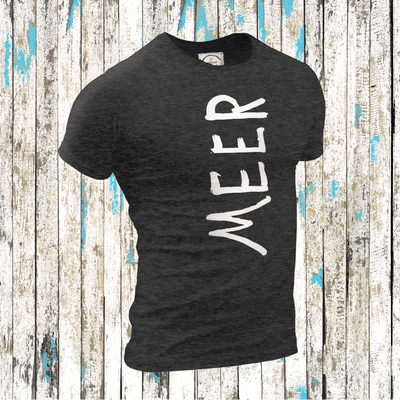 MEER Bio T-Shirt Kerle (chic black)