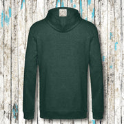 """Anker Pulli"" Kerle (Green Heather) - Ankerglanz"