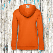 """Anker Pulli"" Mädels (Orange) - Ankerglanz"