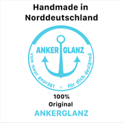 """MEER"" Kerle Bio Jacke (Grey Heather) - Ankerglanz"