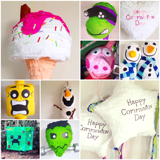 Top Ten Pinatas 2015