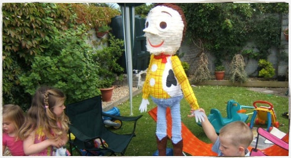 Handcrafted Irish Pinatas - As seen on the Late Late Toy Show