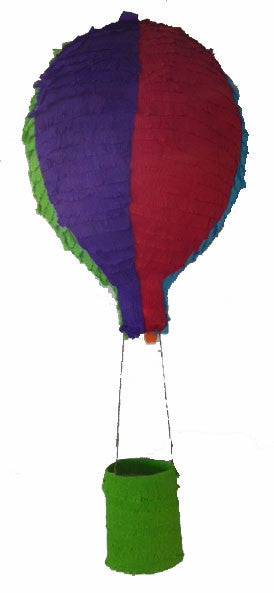 Hot- air- balloon Pinata