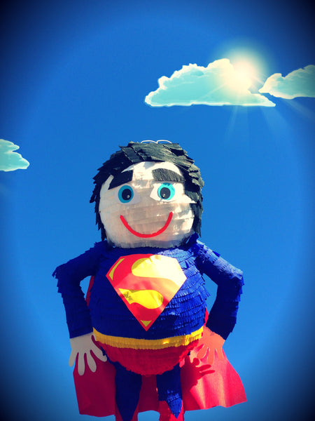 Superman Pinata
