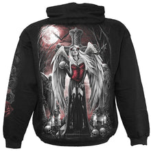 Load image into Gallery viewer, ANGEL OF DEATH - Hoody Black