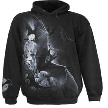Load image into Gallery viewer, NIGHTFALL - Hoody Black