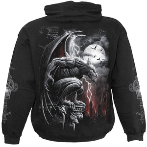 STONE GUARDIAN - Hoody Black