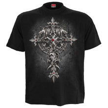 Load image into Gallery viewer, CUSTODIAN - T-Shirt Black