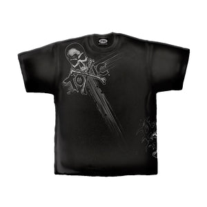 TOXIC  - T-Shirt Black
