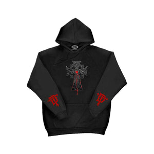 DARK SOUL  - Hoody Black