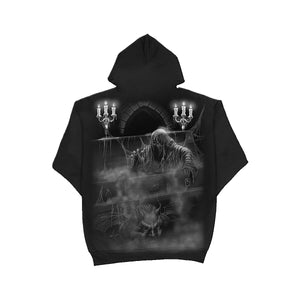 REAPERS CRYPT  - Hoody Black