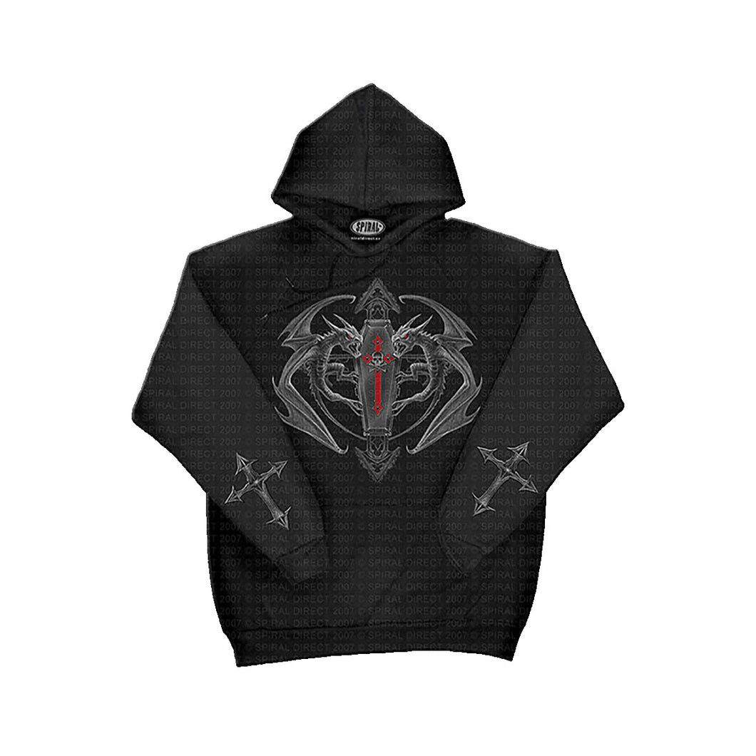 ENTOMBED  - Hoody Black