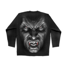 Load image into Gallery viewer, UNDEAD SOUL  - Longsleeve T-Shirt Black