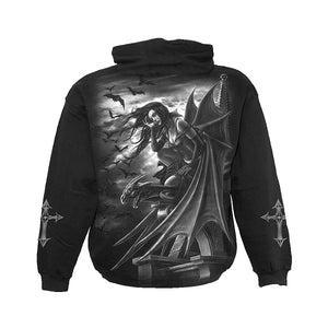 ANGEL'S DESPAIR  - Hoody Black
