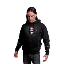 Load image into Gallery viewer, SPIDER CRYPT  - Hoody Black