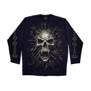 BEAST WITHIN  - Longsleeve T-Shirt Black