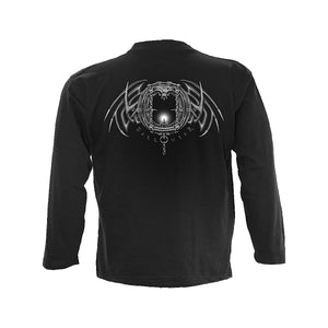 ENSLAVED  - Longsleeve T-Shirt Black