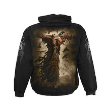 Load image into Gallery viewer, SCARECROW  - Hoody Black