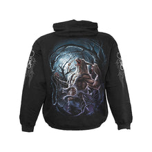 Load image into Gallery viewer, MIDNIGHT HOWL  - Hoody Black