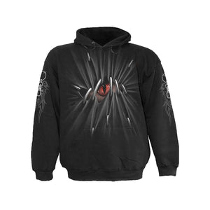 STITCHED UP  - Hoody Black
