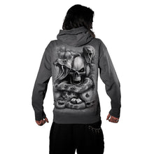 Load image into Gallery viewer, SNAKE EYES - Hoody Charcoal